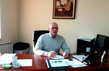 """Bogdan Savić, vd DIREKTORA JKP-a """"HIGIJENA"""": Vozni park bogatiji za dva autosmećara"""