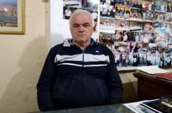 Ljubomir Milanović, penzioner Dođite na naša druženja